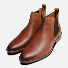 f3c8434f3 Tommy Hilfiger Chelsea Boots Light Brown Daytona