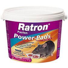 Ratron Pasten Power Pads 1005 g 29ppm Rattengift Mäusegift frei verkäuflich