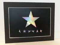 David Bowie Blackstar Chameleon Art