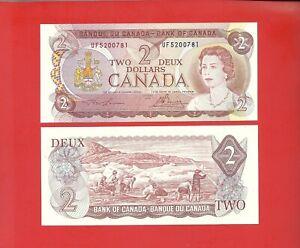 Canada 1974 $2 Lawson * Bouey – UF – pick #86a