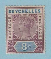 SEYCHELLES 6 MINT HINGED OG*  NO FAULTS EXTRA FINE!