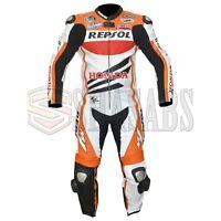 Honda Repsol MotoGp 2013 Motorbike Racing Leather Suit