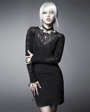 Vestidos de mujer de color principal negro 100% algodón