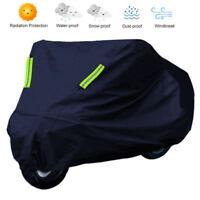 Motorcycle Bike UV Scooter Cover Waterproof Outdoor Rain Motorbike Protector XXL