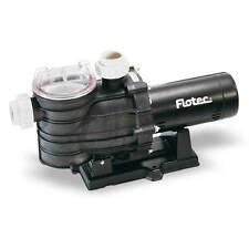 Flotec AT251001-01 - 86 GPM 1 HP Pool Pump (115/230V)