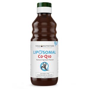 Yoga Nutrition Liposomal Co-Q10 Liquid - 250ml - High Absorption