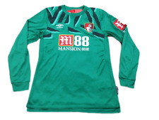 AFC Bournemouth 2019-20 Goalkeeper Shirt - Small (FFS001319)