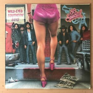 38 SPECIAL - Wild-Eyed Southern Boys US PRESS LP