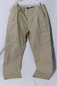 NWT 511 5.11 Tactical Men's Beige EMT EMS Police Security Fire Cargo Pants 44x34