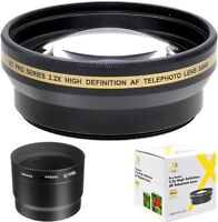 2.2x Xit Digital Telephoto Lens for Fujifilm Finepix S7000 6900 S602