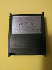 ATARI 400 800 XL XE XEGS ACE 80xl cartrdige 80 column editor