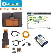 ICOM A2+B+C For BMW Diagnostic & Programming Tool With 2017.09V ISIS ISID HDD
