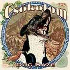 Csókolom - Dog Daze [New CD]