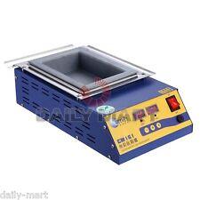 CM161 Lead-Free Titanium Alloy Solder Soldering Pot Desoldering Bath 1000W 220V