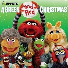 Muppets: Green And Red Christmas, Various Artists CD