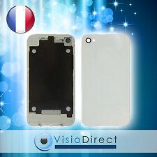 Vitre arrière de couleur blanc pour iPhone 4