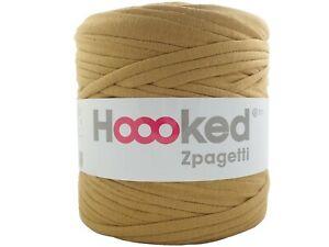 Hoooked Zpagetti Orange Shades Cotton T-Shirt Yarn - 120m, 700g
