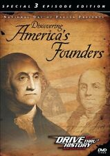 Drive Thru History: Discovering America's Founders DVD Region 1
