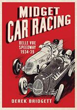 Midget Car Racing by Bridgett, Derek | Paperback Book | 9781781552407 | NEW