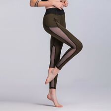 Women's Yoga Leggings Fitness Sports Gym Exercise Pants OPENING SPECIAL SALE