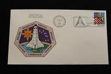 SPACE SHUTTLE COVER 1996 SLOGAN CANCEL STS-78 COLUMBIA LIFE & mG SPACELAB (28)
