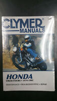 New Clymer Honda Service Manual CB650 Fours 1979-1982 M336