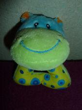 Baby juguetes juguetes greifspielzeug motivo hipopótamo muy suave (2)