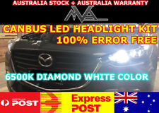 60W H3 LED CANBUS HEADLIGHT KIT with PHILIP CHIPS 6500K LOW HIGH FOG LIGHTS