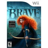 Brave - Nintendo  Wii Game