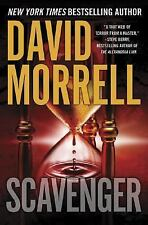 Scavenger by David Morrell