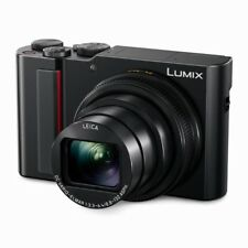 "Panasonic Lumix DC TZ200 Digital Camera in Black (1"" Sensor) BNIB UK Stock"