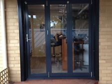 Custom Made Aluminium Bifold Doors