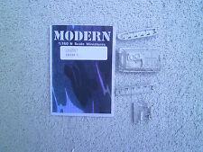 Mini Figs 1/160 ( N ) Scale Modern German  Jaguar 2 Metal Model Kit