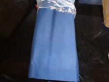 Pottery Barn Teen Metro Blackout Roman shade cordless navy blue 48 X 64 New