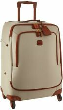 "Brics USA Firenze Cream Color Spinner 26"" NEW Best Price"