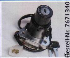 YAMAHA XJ/FJ 600 - Contacteur à clé neiman - 7671340