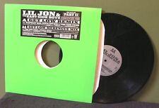 "Lil' Jon ""Get Low Remix"" 12"" VG+ OOP Orig Ying Yang Twins Pitbull Busta Rhymes"