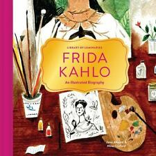 Library of Luminaries: Frida Kahlo: An Illustrated Biography  Good