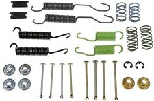 Drum Brake Hardware Kit Rear,Front Dorman HW7018
