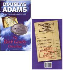 DIRK GENTLY 2001: OMNIBUS HardC Book Douglas Adams Holistic Detective Agency NEW