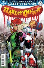 HARLEY QUINN #3, New, First Print, DC REBIRTH (2016)