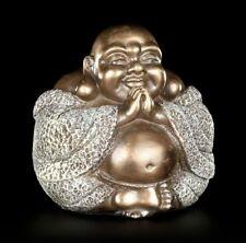 HAPPY BUDA FIGURA - innere calma y Concentración - Decoración Meditación