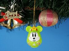CHRISTBAUMSCHMUCK Weihnachten Xmas Deko Japanese Talisman Disney Minnie Mouse