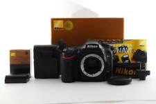 Nikon D7200 24.2 MP Digital SLR Camera 【 Near Mint in BOX 】From JAPAN Seller