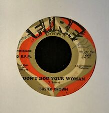 Buster Brown Fire 1023 Is You Is Or Is You Ain't My Baby