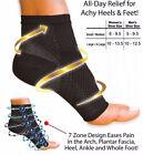 NEW Foot Ankle Socks Compression SLEEVE Plantar Fasciitis Anti Fatigue S/M/L/XL