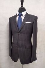Pinstripe Regular Length Suits & Tailoring for Men NEXT
