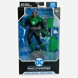 McFarlane Toys DC Multiverse DC Rebirth Green Lantern John Stewart IN HAND!!