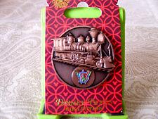 Disney * WDW RAILROAD - TRAIN ENGINE * New Attraction Trading Pin