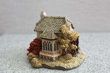 """Lilliput Lane """"The Briary"""" Cottage in Box with 1990 Catalog"""